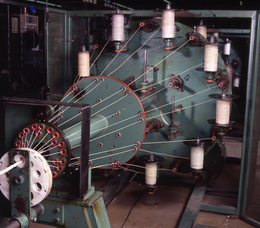Shielded Cable Manufacturing Equipment